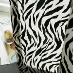지브라 커튼 - 블랙 s 사이즈 (150cm)
