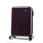 [에다스] PC 미러코팅 EP-304 20인치 기내용 여행가방 퍼플