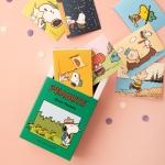 [Peanuts] 미니 박스 스티커 세트