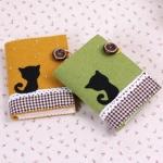 고양이 카드지갑 만들기