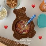 [5가지색상] 곰돌이그릇 - 볼