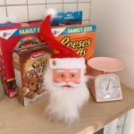 Singing Santa Claus 노래부르는 산타