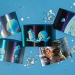 [디즈니] 홀로그램 엽서_소울
