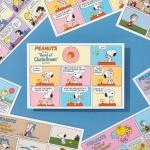 [Peanuts] 카툰 엽서 (4종)