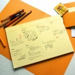Paperways Desk Notepad -Hexagon