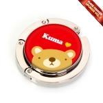 휴대용 가방걸이  업그레이드 Vol.2 - Happy~★(쿠마 kuma♥)