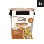 [파이토컬] 믹스밀 콩불고기야채비빔 200g x 3개