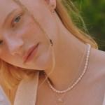 [써니 착용][silver925] pure pearl necklace
