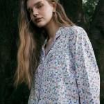 [모달] (w) Water lily Pajama Set
