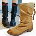 gradation vintage boots_KM10w163