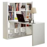 필웰브루노4x4오픈장식장+책상세트