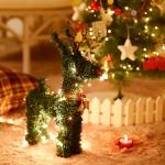 [크리스마스트리장식]루돌프 사슴트리(35cm)
