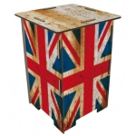 Stool- Union Jack