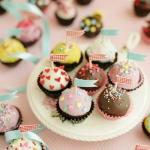 브라우니 컵케익 초콜렛 세트