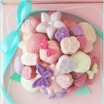 로맨틱 부케 초콜릿 만들기 set