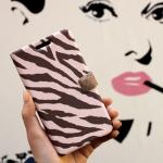 Diary ː Case / 지브라 패턴