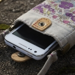 [DIY패턴] (패턴) 핸드폰파우치만들기-반다