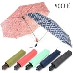 VOGUE 3단 자동 우산(양산겸용) - 10종 택1