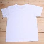 기본형흰색티셔츠(면100%)