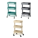 RASKOG Kitchen trolley 이동식 선반
