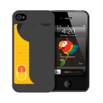 iPUP Dark gray_iPhone4/4S