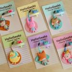 HelloGeeks 클리너이어캡