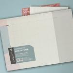 페이퍼웨이즈 Desk Notepad -먼슬리콜라쥬