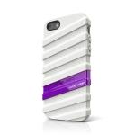 아이폰 5/5S 하이퍼그립 케이스-화이트(거치대/보호필름/클리너포함)