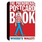 Wally Phenomenal Postcard Book 1