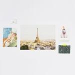 THE POSTER in PARIS - Romantic