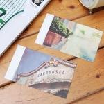 플로라 스튜디오 빈티지 포토 엽서카드 24P 세트
