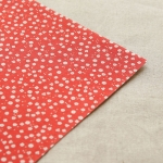 Fabric Sticker - Strawberry : flower