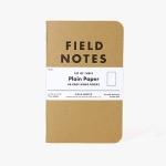 [FIELD NOTES] ORIGINAL FIELD NOTES - 3 PACKS