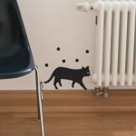 고양이 데코스티커