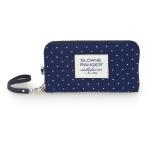 [Sloane Ranger] Smartphone wallet 스마트폰지갑 -Buckingham Dot_(