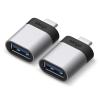 [엘라고] USB3.0 C타입 OTG 변환젠더 [2세트]
