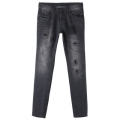 Vintage Whole Washing Denim Pants