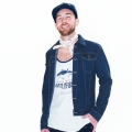 UTD 09 untage indigo denim jacket(�������)