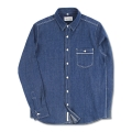 JAPANESE SELVEDGE DENIM SHIRTS BLUE