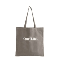 Market bag OurLife-Warmgray