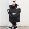 Layer bag(M)-Charcoal