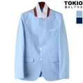 Cooling Color Linen Formal Jacket