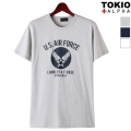 Air Force Half Sleeve Tee