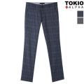 Tartan Check Formal Pants