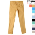 Popcolor Cotton Slim Pants