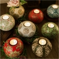 Ball Candle Holder �� ĵ�� Ȧ��