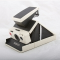 Polaroid SX-70 model2 Black (Reskin)