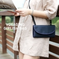 VOYAGING_GIRLISH BAG ����� ũ�ν���
