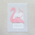 SPRING BIRD_flamingo