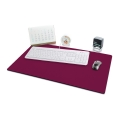 VA DESK PAD REDWINE �ٵ���ũ�е� �������